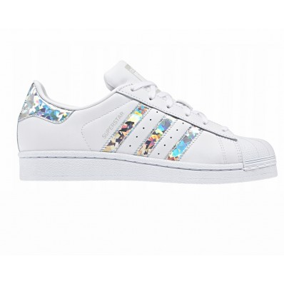 chaussure adidas blanche fille