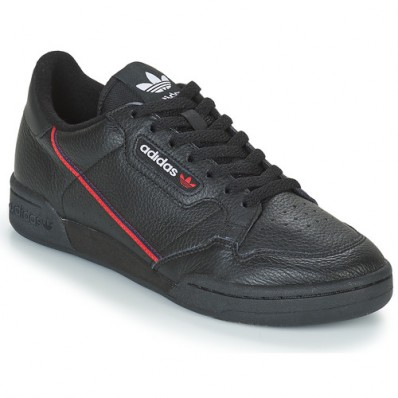 chaussure adidas continental 80 homme noir