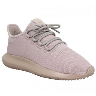 chaussure adidas femme rose en toile