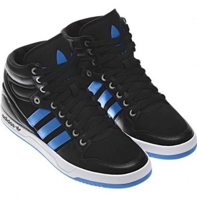 chaussure adidas homme montantes noir