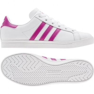 chaussure femme adidas rose