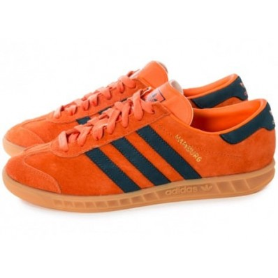 chaussure homme adidas orange