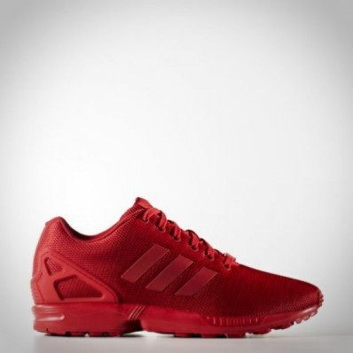 chaussure homme adidas rouge