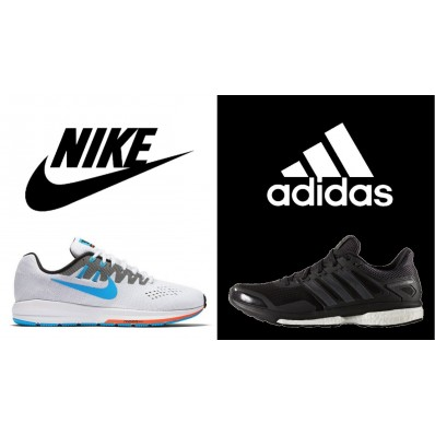 chaussure nike et adidas