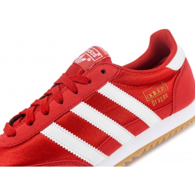 chaussures adidas dragon rouge