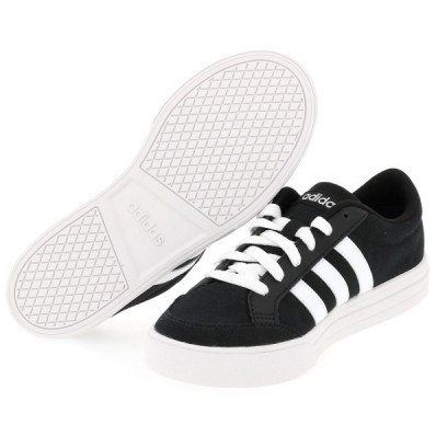chaussures adidas noir en toile