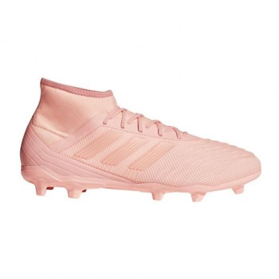 chaussures de football adidas rose