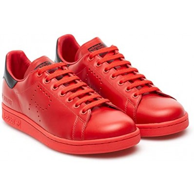 chaussures homme adidas originals stan smith rouge