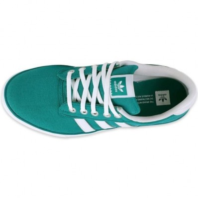 chaussures homme adidas vertes