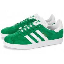 adidas gazelle homme vert