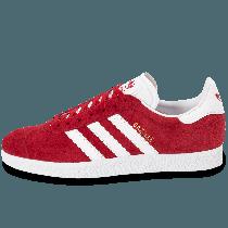 adidas gazelle rouge femme