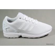 adidas zx flux blanche femme