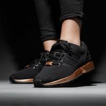 adidas zx flux femmes gold