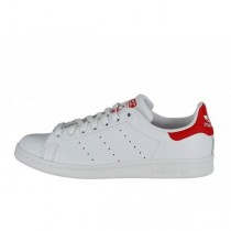 basket homme adidas stan smith rouge