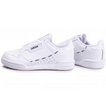 chaussure blanche adidas enfant