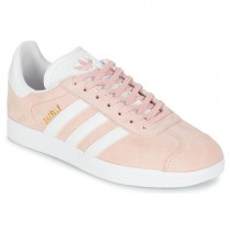 chaussure rose adidas femme