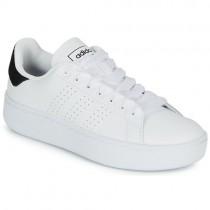 chaussure sport adidas blanche femme