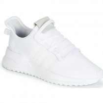 chaussures homme adidas blanc